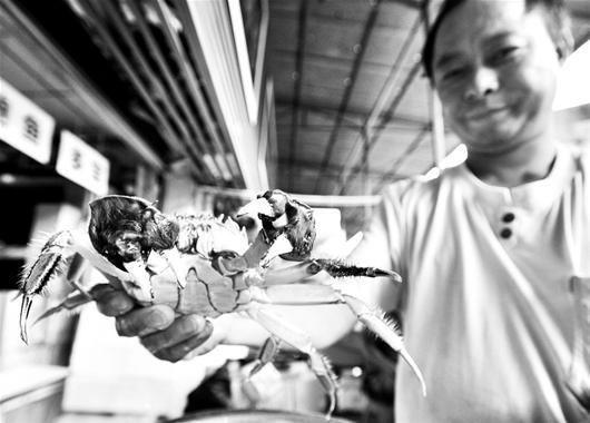 武汉华南海鲜水产市场