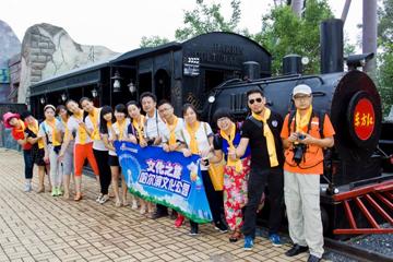 十一假期玩转哈尔滨文化公园