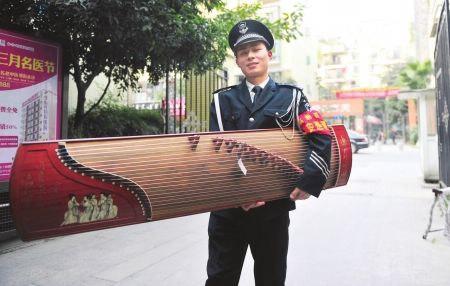 最文艺保安:陈红