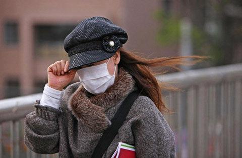 华北黄淮等地降温达10℃ 今起京津冀等地有沙尘暴