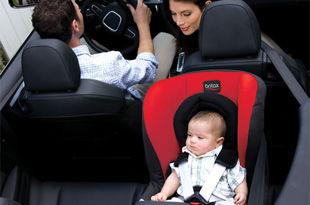 汽车城恩施己路汽车用品进口儿童安全座椅
