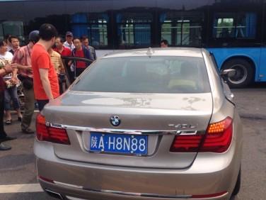 南京620重大车祸肇事者非富二代 花40万买下宝马