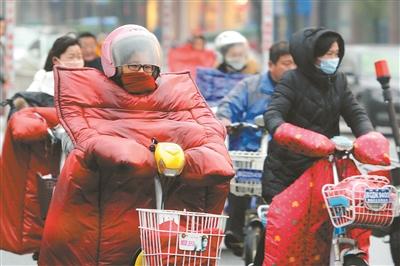 南京19日降至-5℃ 本周或为今冬最冷一周