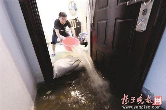 江苏未来3天将连续有暴雨 南京暴雨预警信号昨连升三级