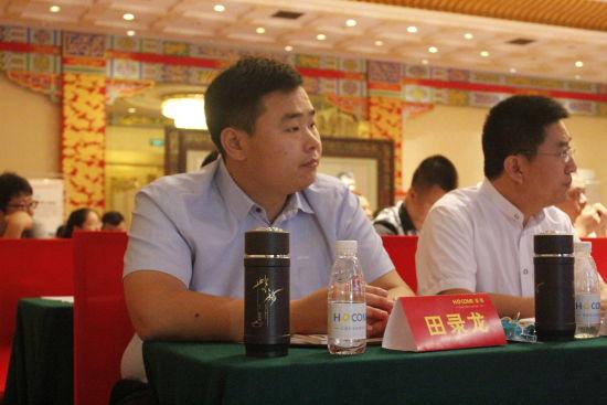 山东沐阳太阳能科技有限公司总经理田录龙