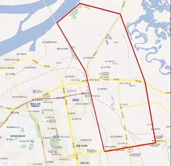 哈市8月31日-9月2日南岗香坊停电道外有停水