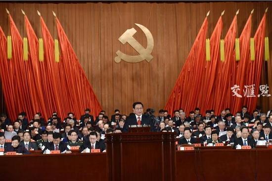 江苏十三届省委一次会议选出新领导班子 李强当选省委书记