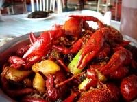 最正宗的潜江油焖大虾