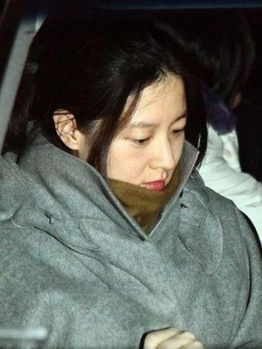 韩国女星素颜照 俏皮可爱雷人大盘点