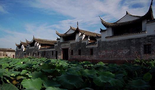 宁波走马塘村