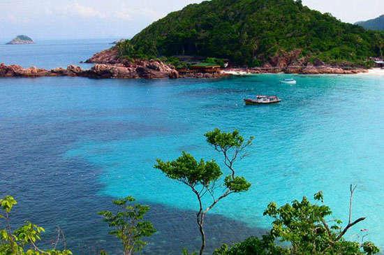 2011年8月,西马来西亚热浪岛,云顶,香港自助游.