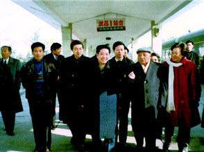 邓小平曾7次到鄂