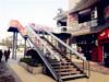网吧楼梯如天桥