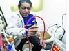 男子自制血透机