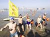 市民冬泳迎新年