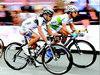 自行车赛穿越武汉