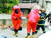汉阳厂房氨气泄漏
