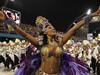 巴西狂欢节开幕