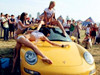 国外美女全裸洗车
