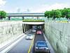 雄楚大街隧道开挖