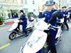 汉阳城管女轻骑队