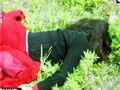 松滋农民12年强奸8人致3死 嫌犯指认现场