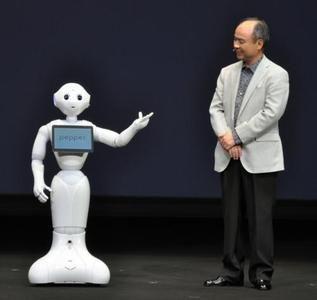 日本推出能识别人类感情的智能机器人