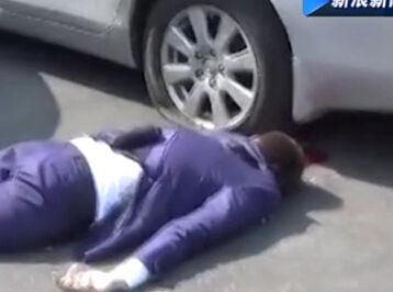 监拍高官被刺杀