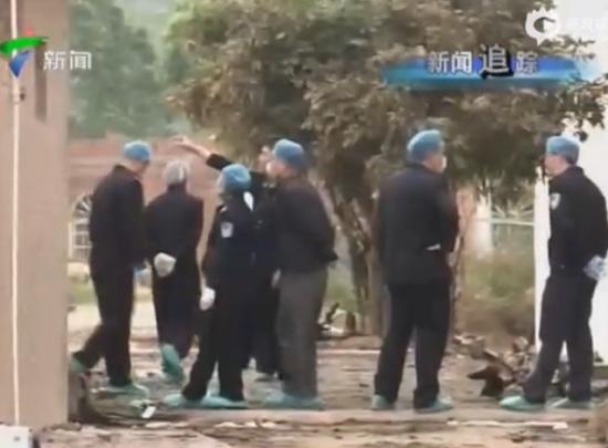 男子车载200斤炸药炸前妻一家 致7死17伤