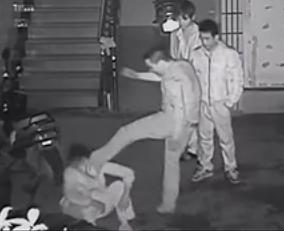 男子暴打继母 脚踢拉拽殴打手段残忍