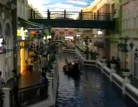 山寨威尼斯水城